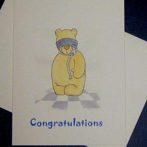 TEDDY BEAR CARDS