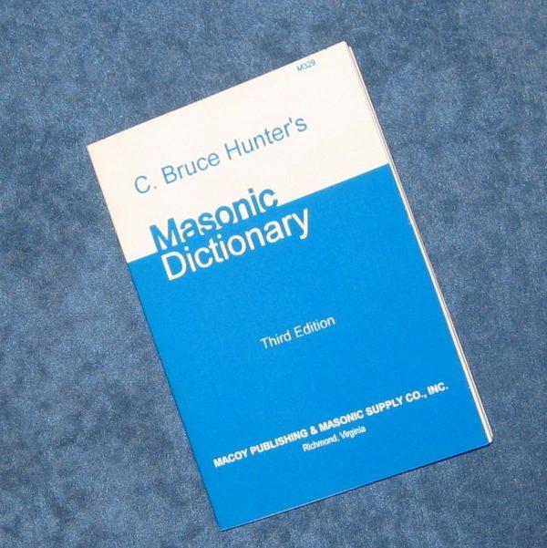 Masonic Dictionary