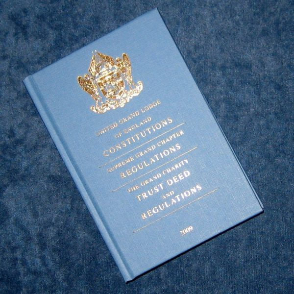 Book of Constitutions